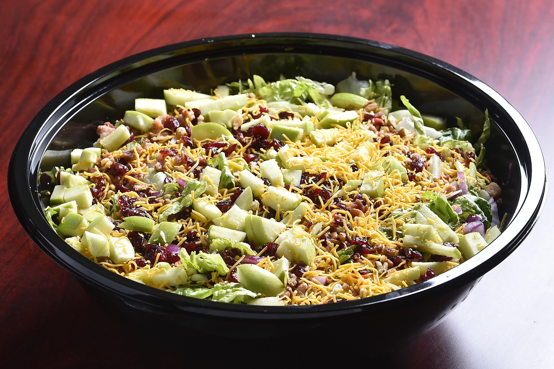 Autumn Crunch Salad