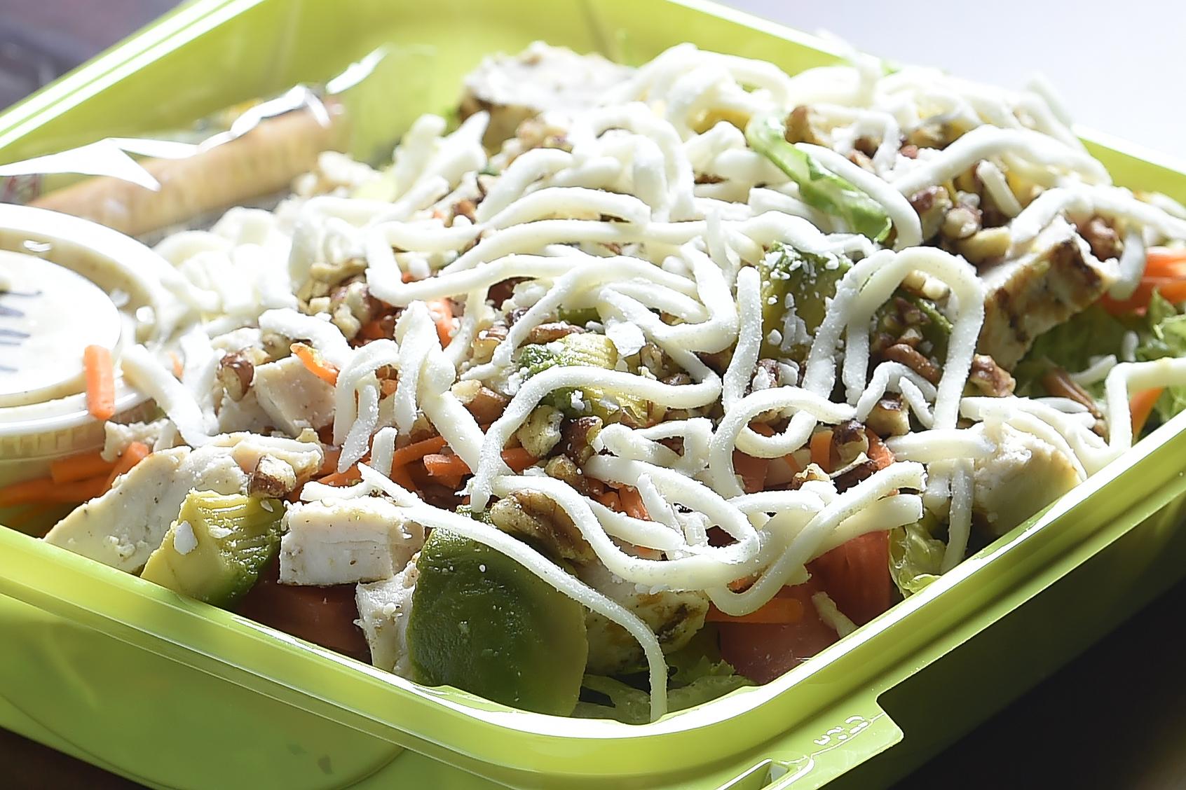 Pecan Dijon Salad