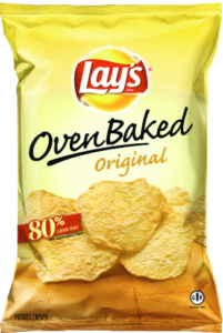 Oven Baked Lay's