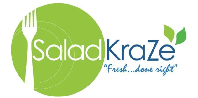 Salad KraZe Logo